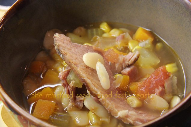 Grandmom's Bean Soup