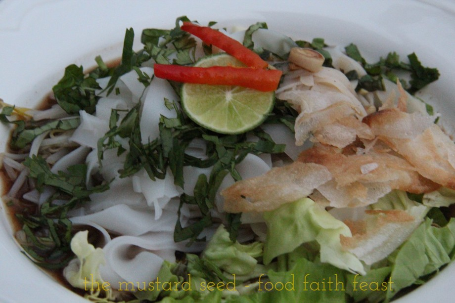 Vegetarian Vietnamese CauLau