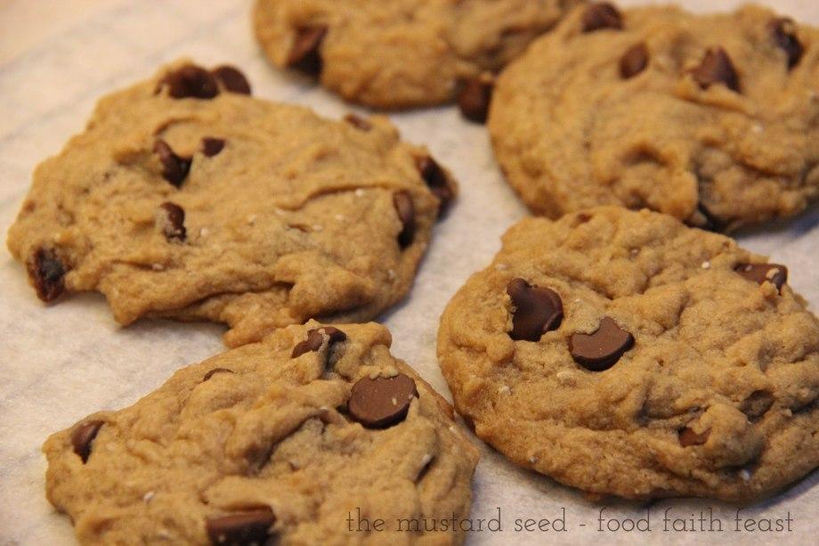Vegan Chocolate ChipCookies