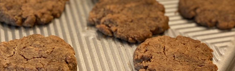 Chewy Nut ButterCookies